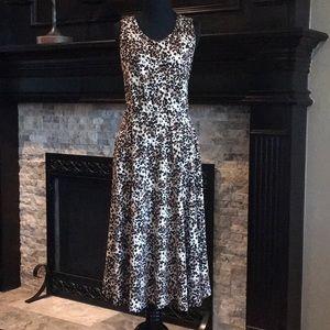 Leopard Print Angelou Dress